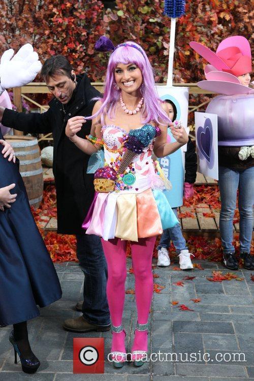 Giada De Laurentiis  for a Halloween themed...