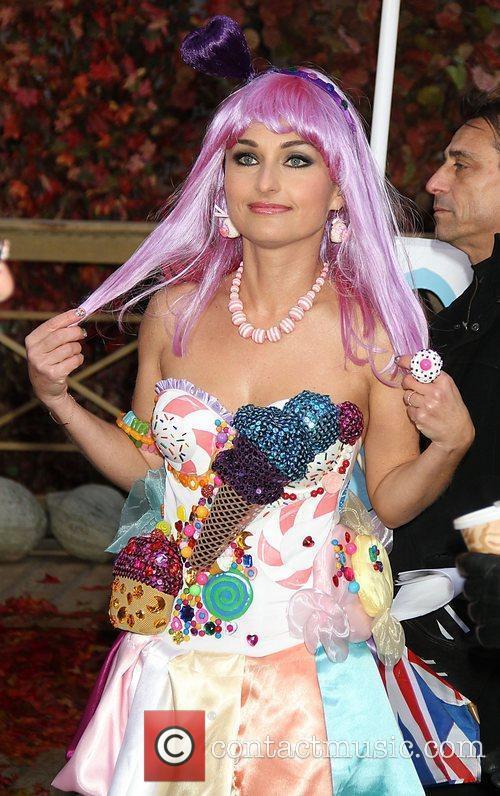 Giada De Laurentiis dresses up for a Halloween...