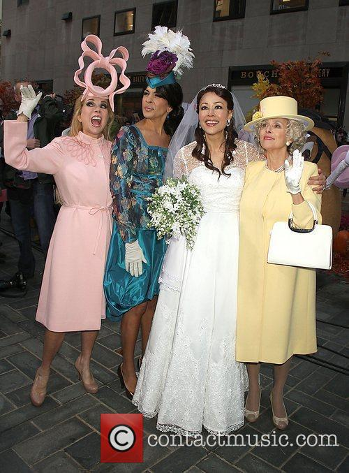 Kathie Lee Gifford, Ann Curry, Hoda Kotb and Meredith Vieira 4