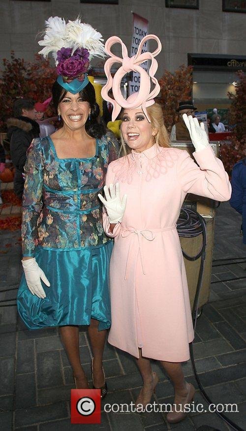 Kathie Lee Gifford and Hoda Kotb 5