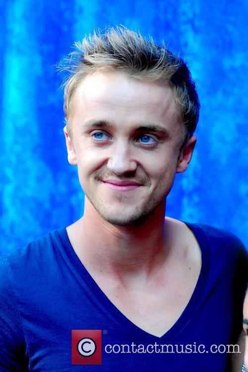 Harry Potter and Tom Felton 16