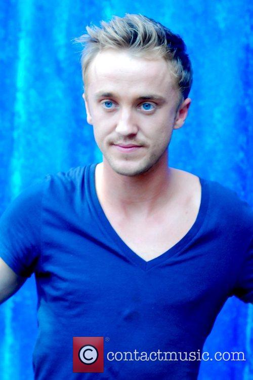 Harry Potter and Tom Felton 14