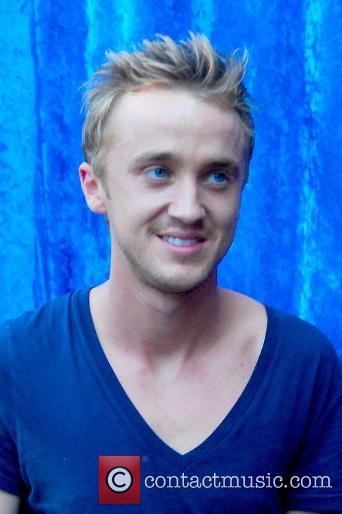 Harry Potter and Tom Felton 8
