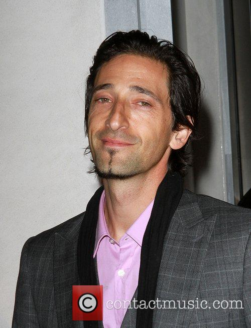 Adrien Brody, Celebration and Tom Ford 2