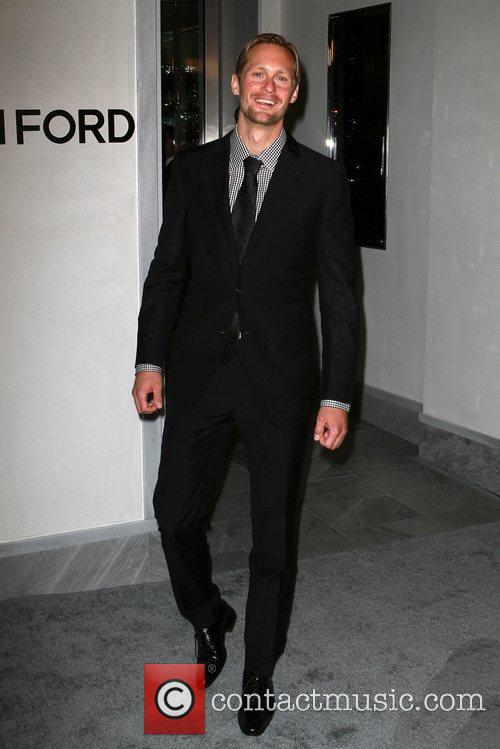 Alexander Skarsgard, Celebration and Tom Ford 3