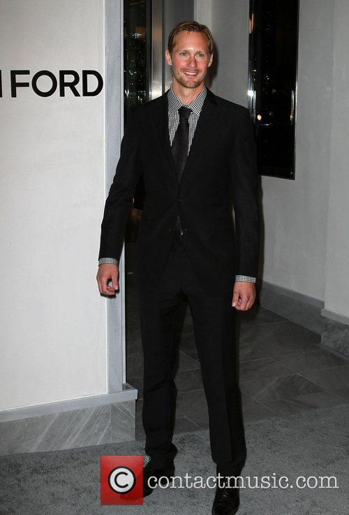 Alexander Skarsgard, Celebration and Tom Ford 1