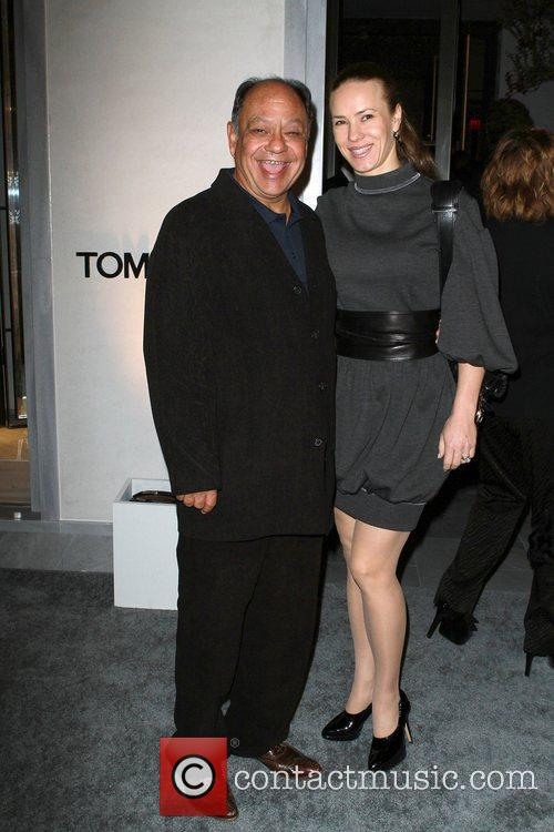 Cheech Marin, Celebration and Tom Ford 3