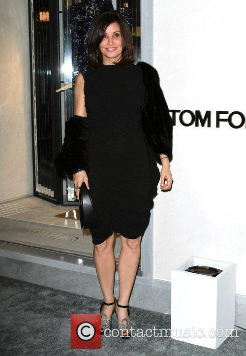Gina Gershon, Celebration and Tom Ford 6