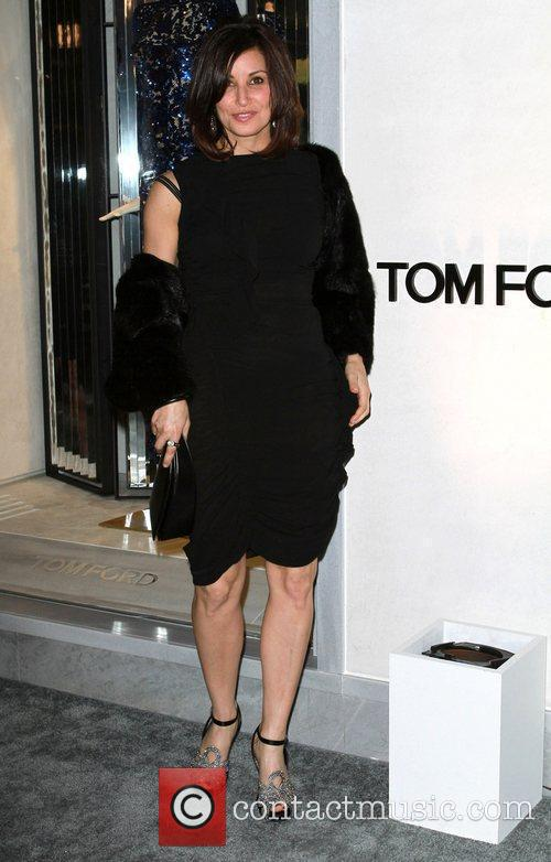 Gina Gershon, Celebration and Tom Ford 3