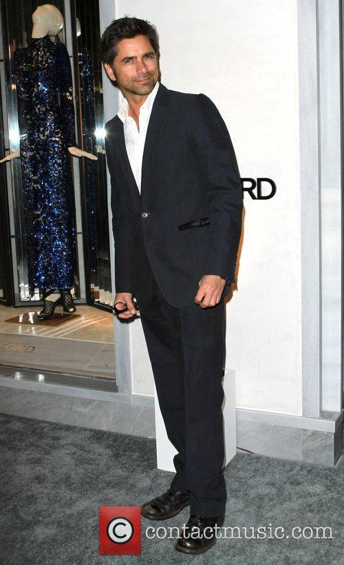 John Stamos, Celebration and Tom Ford 1