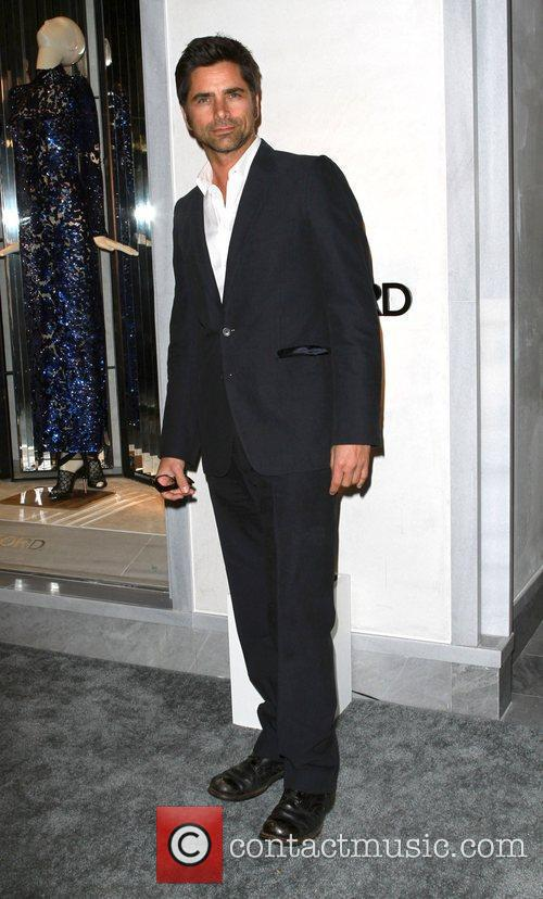 John Stamos, Celebration and Tom Ford 4