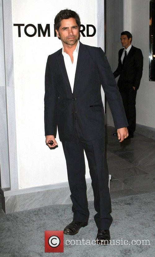 John Stamos, Celebration and Tom Ford 2