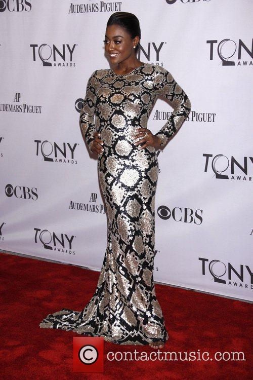 Patina Miller   The 65th Annual Tony...