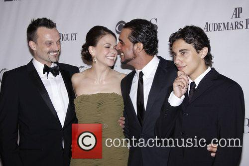 Sutton Foster, Bobby Cannavale and Guests...