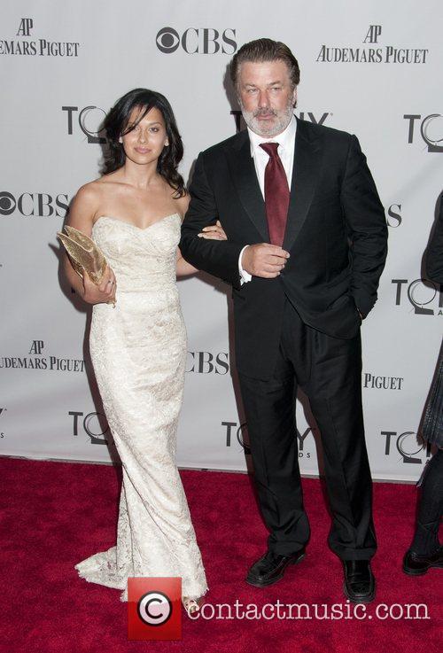 Alec Baldwin, Guest  The 65th Annual Tony...