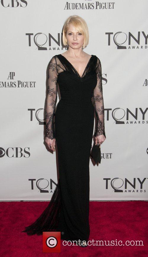 Ellen Barkin The 65th Annual Tony Awards, held...
