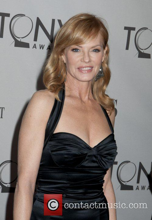 Marg Helgenberger The 65th Annual Tony Awards, held...