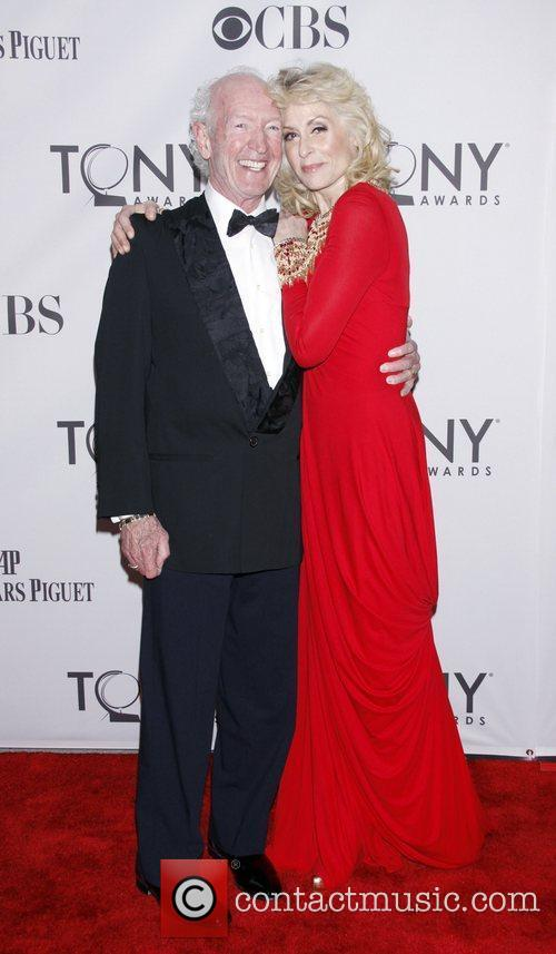 Herb Hamsher and Judith Light The 65th Annual...