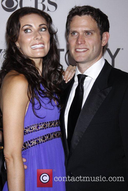Laura Benanti and Steven Pasquale The 65th Annual...