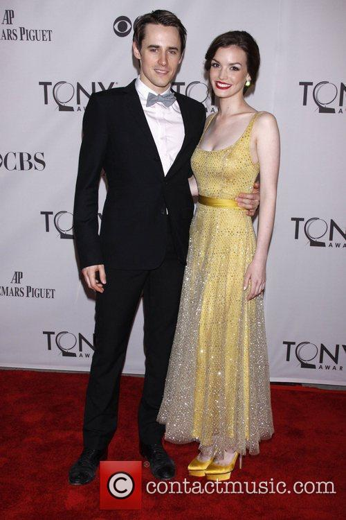 Reeve Carney and Jennifer Damiano   The...