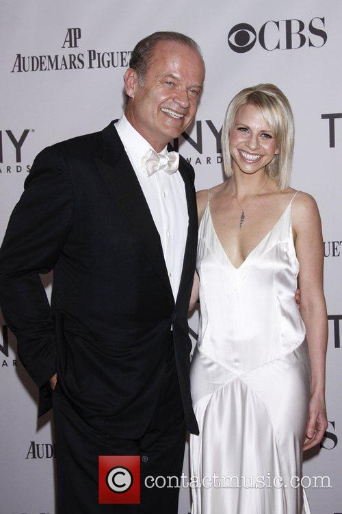 Kelsey Grammer and Kayte Walsh   The...