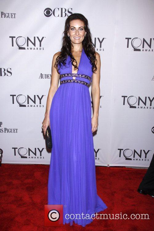 The 65th Annual Tony Awards, held at Beacon...