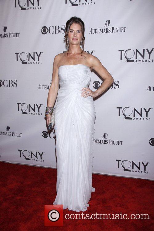 Brooke Shields   The 65th Annual Tony...