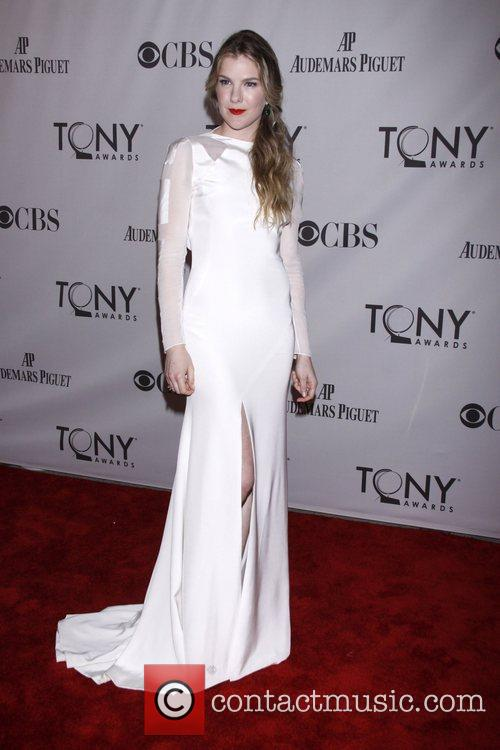 Lily Rabe   The 65th Annual Tony...