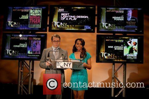 Matthew Broderick and Anika Noni Rose announce the...