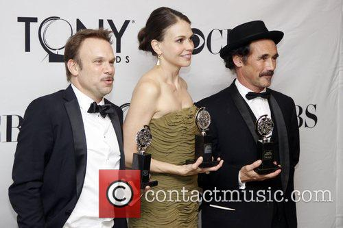 Sutton Foster and Mark Rylance 7
