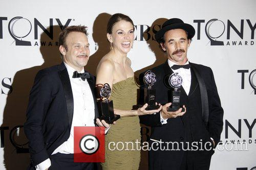 Sutton Foster and Mark Rylance 9