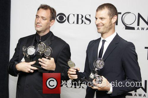 Matt Stone and Trey Parker 3