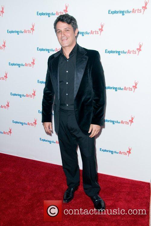 Alejandro Sanz  attending the Tony Bennett 85th...