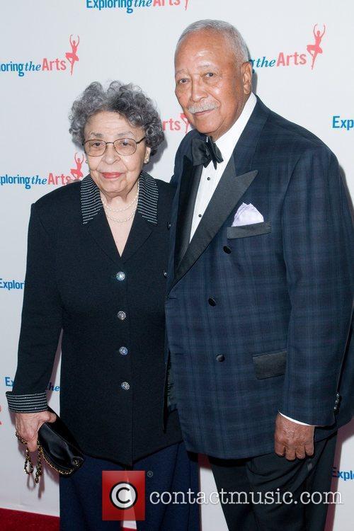 Attending the Tony Bennett 85th Birthday Gala Benefit...