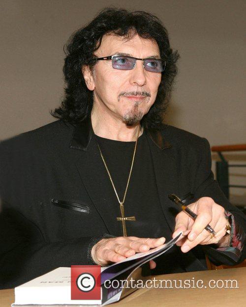 Tony Iommi and Black Sabbath 1