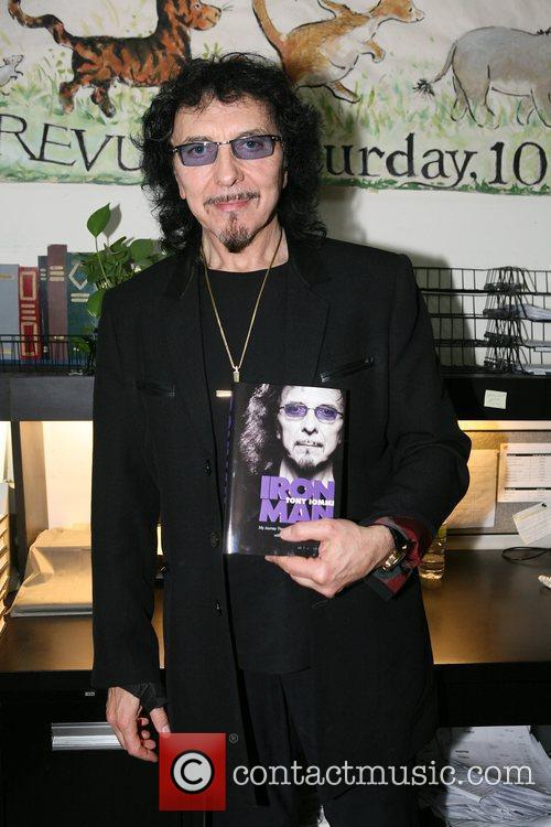 Tony Iommi and Black Sabbath 4