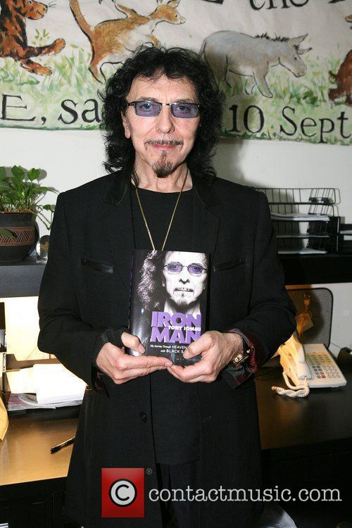 Tony Iommi and Black Sabbath 5