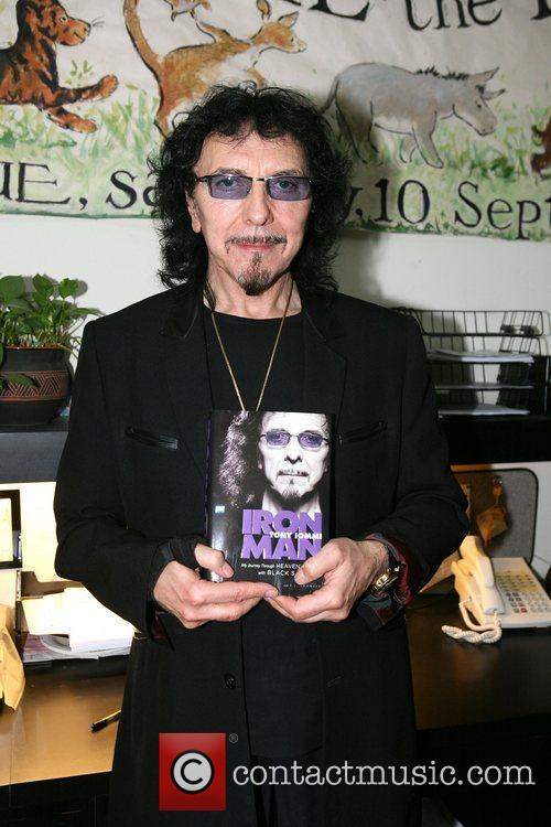 Tony Iommi and Black Sabbath 6