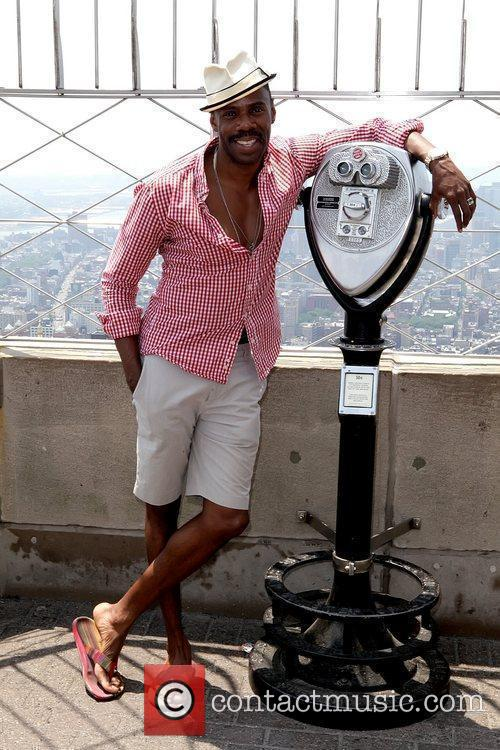 Colman Domingo  2011 Tony Awards nominees attend...