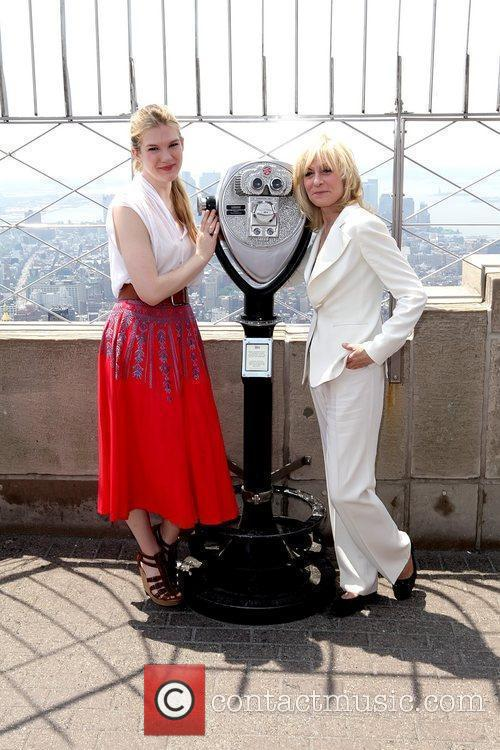 Lily Rabe and Judith Light  2011 Tony...