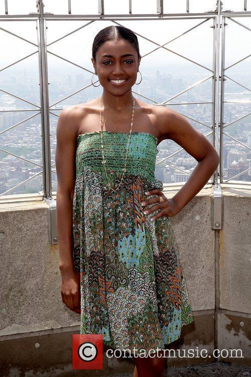 Patina Miller  2011 Tony Awards nominees attend...