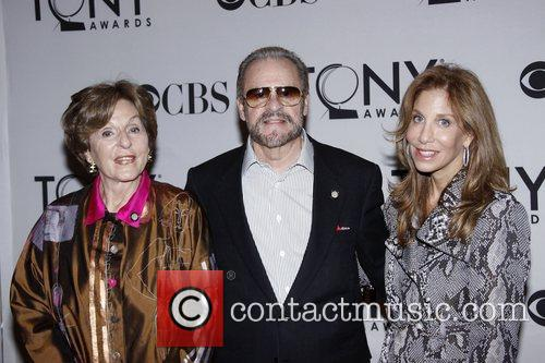 Fran Weissler and Barry Weissler The 2011 Tony...
