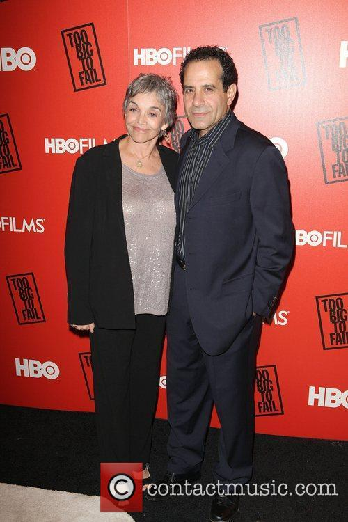 Brooke Adams, HBO and Tony Shalhoub 2