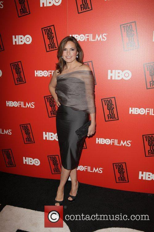 Mariska Hargitay and Hbo 1