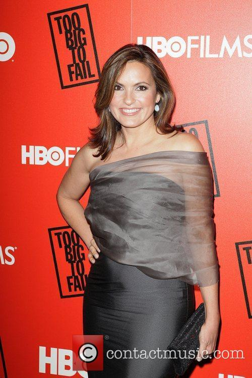 Mariska Hargitay and Hbo 2