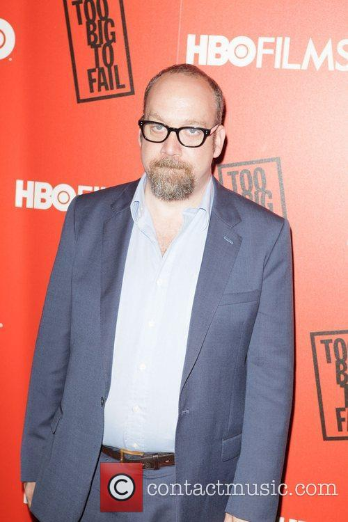 Paul Giamatti and Hbo 2