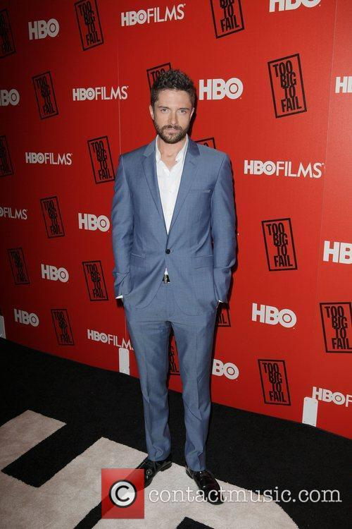 Topher Grace and Hbo 1