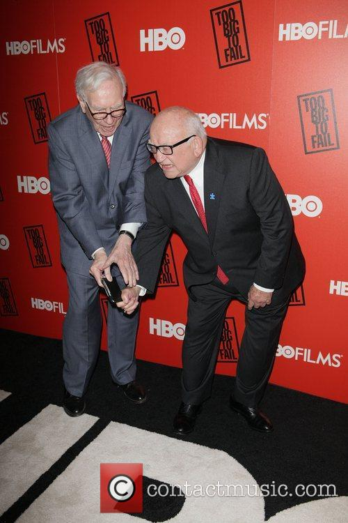 Warren Buffett, Ed Asner and Hbo 1