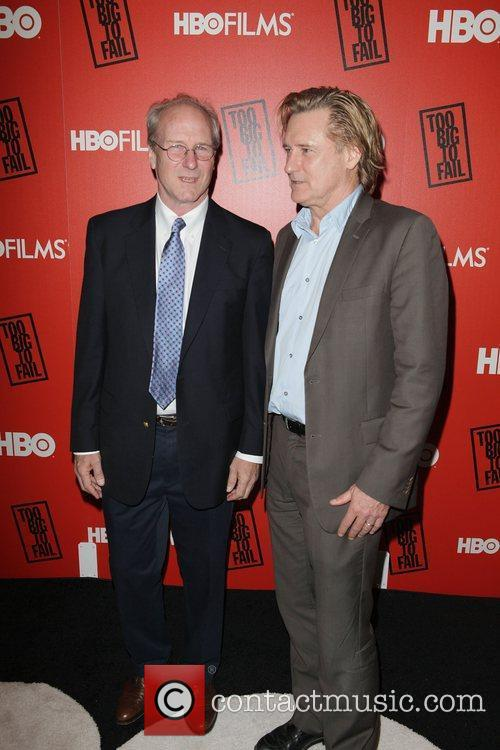 William Hurt, Bill Pullman and Hbo 2