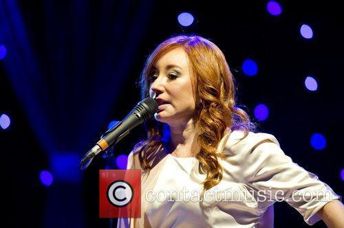 Tori Amos performs live at Royal Albert Hall...